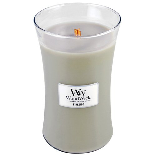 WoodWick Candle Fireside Large Jar by WoodWick