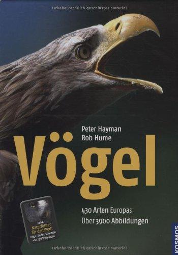 Vögel: 430 Arten Europas