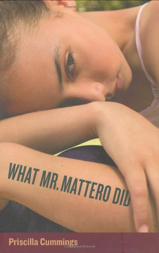 book cover of What Mr. Mattero Did