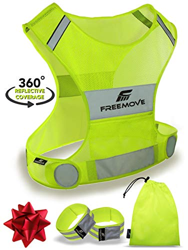 No.1 Reflective Vest Running Gear | YOUR BEST CHOICE TO STAY...
