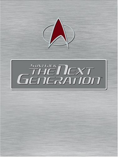 Star Trek The Next Generation - The Complete First Season (1 Season Dvd Star Trek)