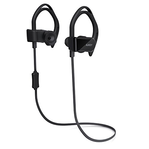 jual beli aukey bluetooth headphones with heart rate monitor and sports app pedometer map gps. Black Bedroom Furniture Sets. Home Design Ideas