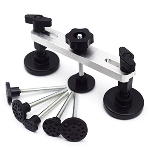 Paintless Dent Repair Puller Bridge Car Body Hail Dent Removal Kit PDR Tool Fine by Ting Ao (Image #3)