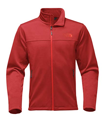 The North Face Men's Apex Canyonwall Jacket - Rage Red & Rage Red - ()