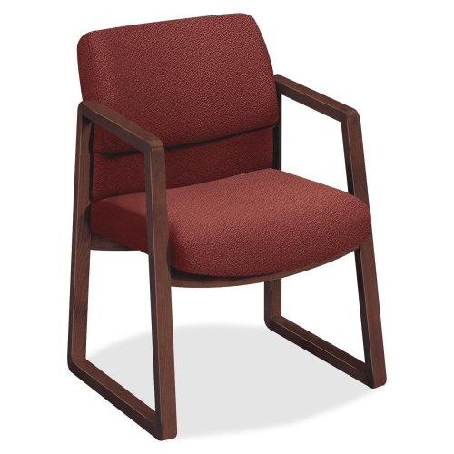 HON2403NAB62 - HON 2403 Sled Base Guest Arm Chair