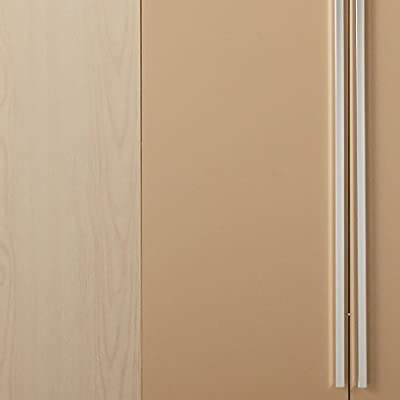 Manhattan Comfort Eldridge 6-Door Wardrobe