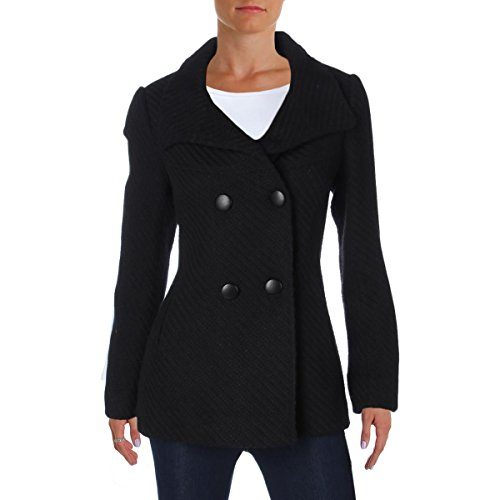 Jessica Double Breasted Peacoat - 4