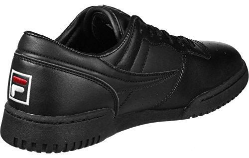 001 Homme Fitness Fila Chaussure Original Taille BLACK Noir wCgxqYtBx