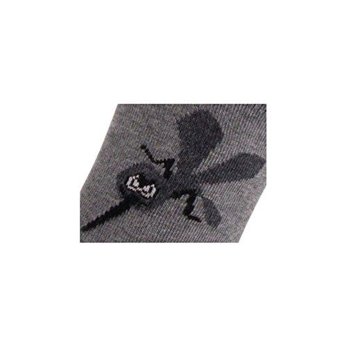 Mosquito Achile Modèle chaussettes En Coton Anthracite Mi rwxqFr