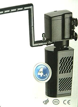 Bomba de Agua Para Acuarios Medias y Grandes la Única POTENTE y Muy 25 W y