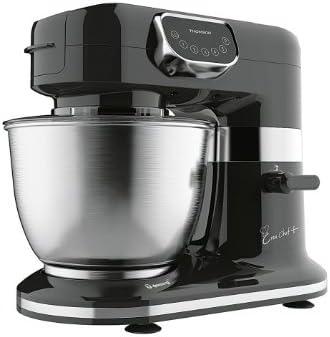 Thomson TH FP06719B - Robot para pastelería, con mezclador, 5 L, 1000 W negro: Amazon.es: Hogar