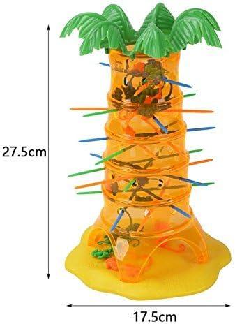 hj Tumblin Monkeys, Juego de Mesa para niños, Monos Locos ¡Perfecto para Regalo!: Amazon.es: Juguetes y juegos
