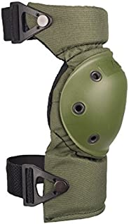 ALTA Tactical Contour Knee Pads - Flexible Round, Olive Green (52913.09)