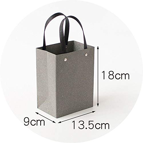 1Pc Mysterious Gray Gift Box Beloved Valentine's Day Paper Gift Bag Creative Wedding Jewelry Box Packing,02]()