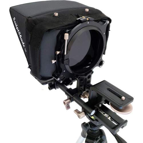 Genustech ScriptShade MatteBox Teleprompter Kit for DSLR Cameras