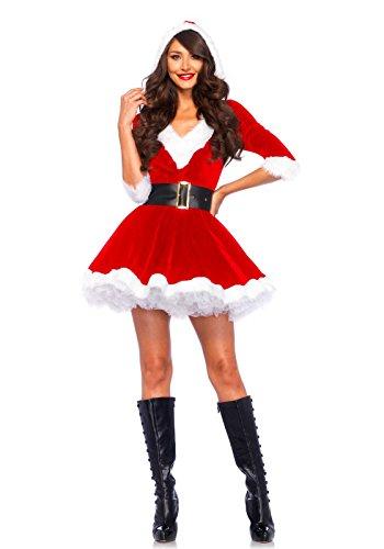 Leg A (Mrs Claus Costume Naughty)