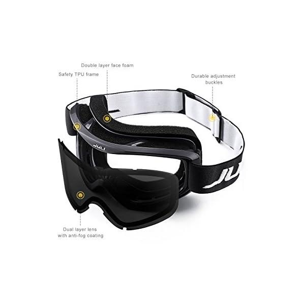057b8b0ac0b8 JULI Ski Goggles