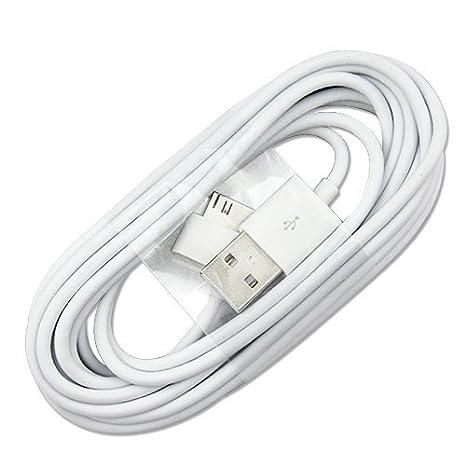 c/âble de Chargement et synchronisation de donn/ées USB pour iPhone 4S 3GS et iPod 1 M 4G