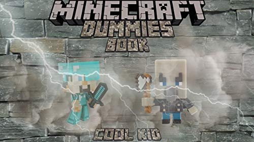Minecraft Dummies Book: Learn All you want to know On Minecraft ()