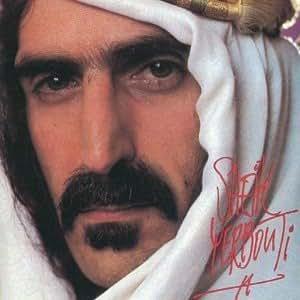 Frank Zappa Sheik Yerbouti By Zappa Frank 1990 05 18