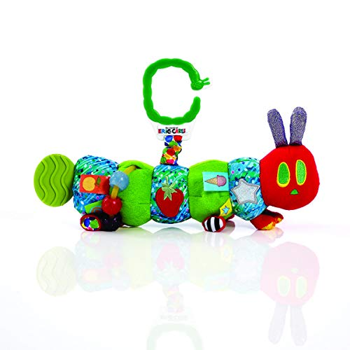 - World of Eric Carle, The Very Hungry Caterpillar Activity Toy, Caterpillar