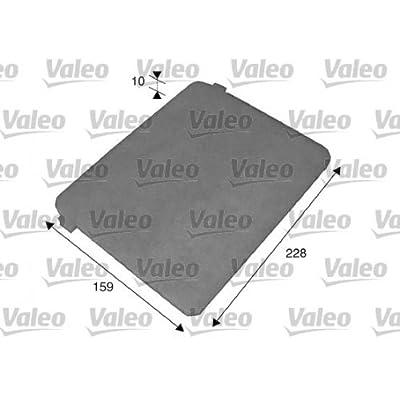 VALEO SERVICE 716005 Heating: Automotive