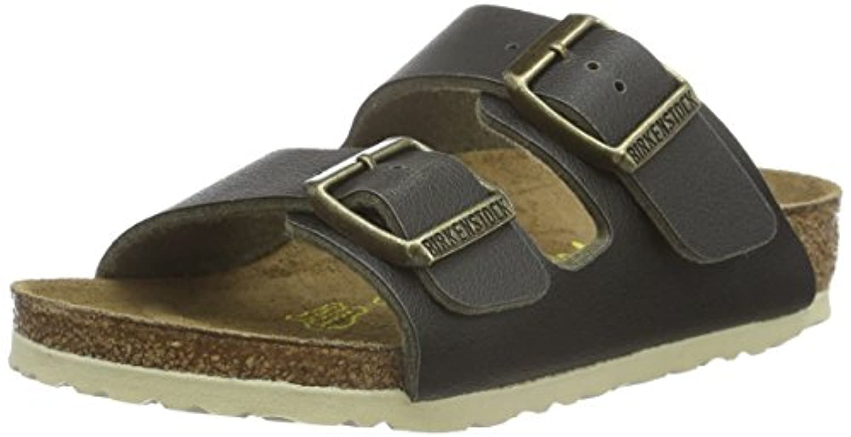 Birkenstock Unisex Kids' Arizona Star Wars Open Toe Sandals, Black (Kylo Ren Black Red), 1 Child UK 33 EU