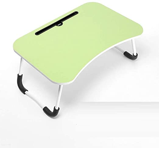 NewbieBoom Laptop Bed Tray Table - Soporte de Escritorio Plegable ...