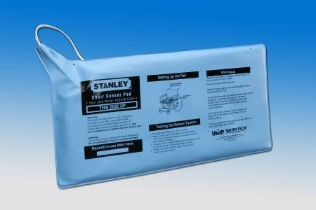 Fall Management Chair Sensor Pad Stanley 7 X 15 Inch