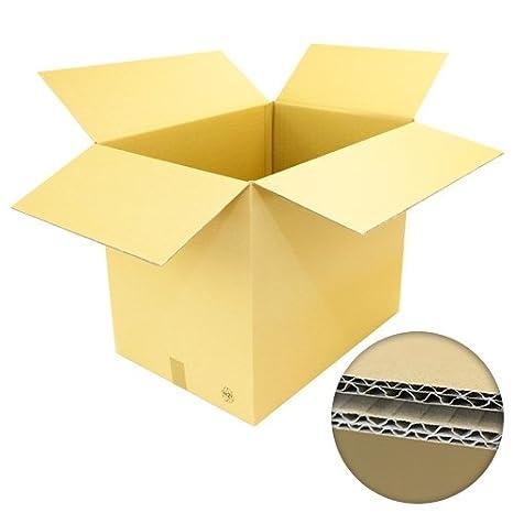 Caja de cartón plegable 700 x 500 x 600 mm Cajas de Cartón DHL: Amazon.es: Oficina y papelería
