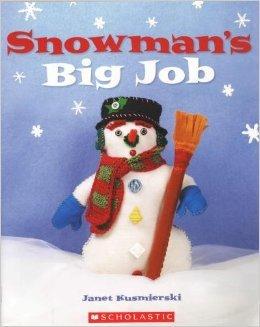 Snowman's Big Job ebook