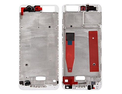 (Huawei P10 Middle Frame Bezel Chassis Replacement - White)