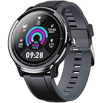 Amazon.com: HERCINY Sport Smart Watch for Men, Fitness ...