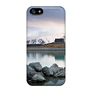 New Premium ZnNIdrk7398IoBrc Case Cover For Iphone 5/5s/ Sunrise Over Lake Tekapo New Zeal Protective Case Cover