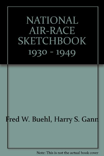 e sketchbook, 1930 to 1949, (National Air Races)