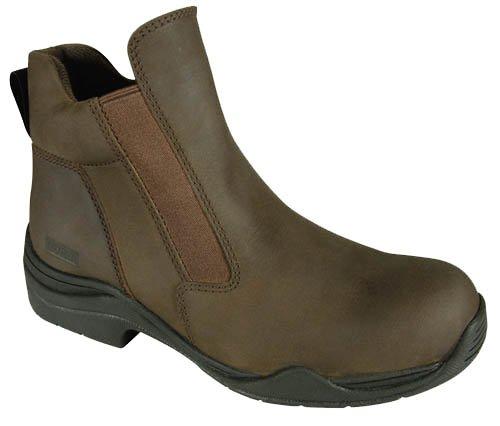 Toggi Suffolk, wasserfest, aus Leder, zum Hineinschlüpfen Stiefel In Braun, Größe: 5 (38)