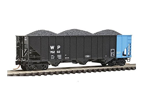 Micro Trains WP 100-TON 3-Bay HOP #70202