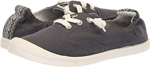 Madden Girl Women's Brrookee Grey Fabric 8.5 M US M