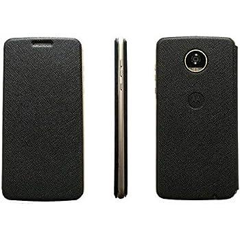on sale a3046 48b91 Moto Z Play Flip Case, Marstak Smart Wake Up Protective Folio Cover With  Card Slot Moto Mod Case for Motorola Moto Z Play, Black