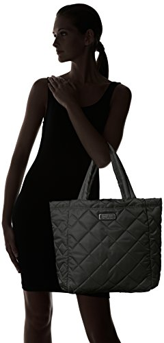 ebaf75b85 Marc by Marc Jacobs Crosby Quilt Nylon Tote, Black, One Size ...