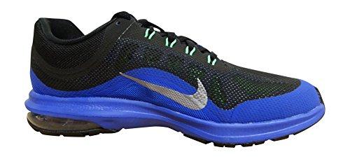 pretty nice f3710 8f6c7 Nike Air Max Dynasty 2 Noir  Métallique Cool Gris  Paramount Bleu Hommes  Chaussures De ...