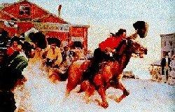 Pony Express Trail: St. Joseph, Missouri to Sacramento California (VHS - Sacramento Malls