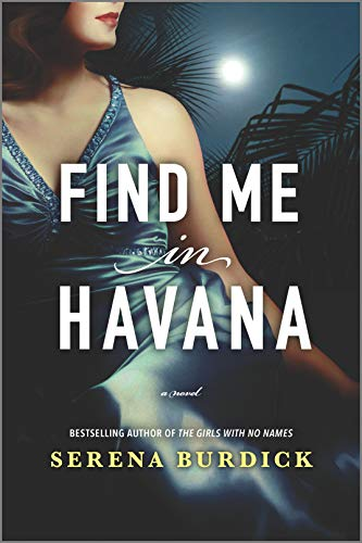 Book Cover: Find Me in Havana: A Novel