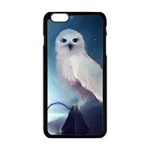 black Night Owl Case for Iphone 6 Plus