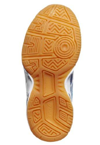 Asics Pre-upcourt - Zapatillas de Bádminton Unisex niños Azurblau
