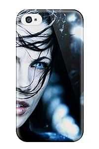 Hot Design Premium IbCKvAT2066iYEnj Tpu Case Cover Iphone 4/4s Protection Case(underworld)