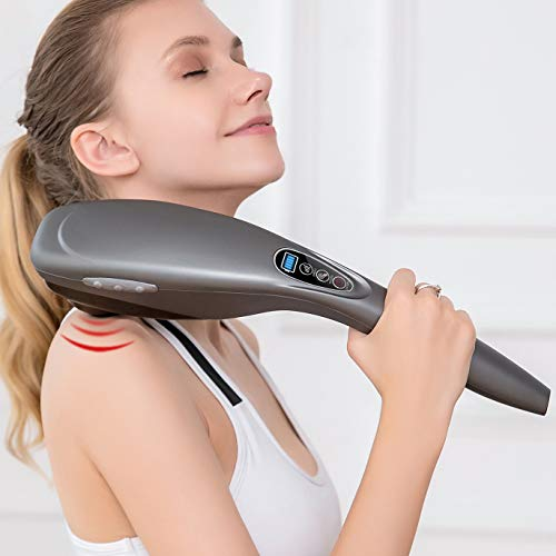 Handheld Massager - Cordless Electric Hand Held