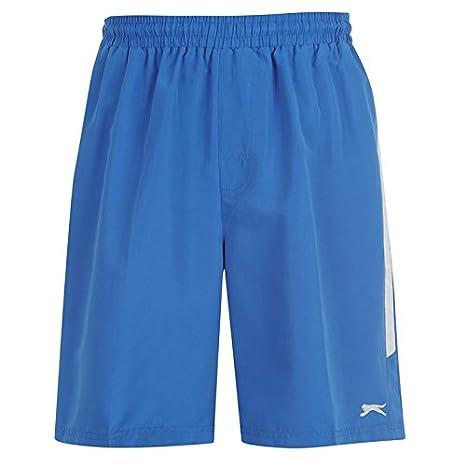 Slazenger Herren Shorts, gewebt, elastischer Bund, Fitness, Training, Sport:  Amazon.de: Bekleidung
