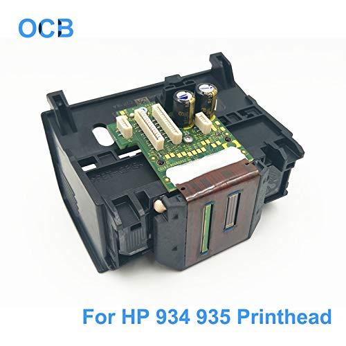 Printer Parts C2P18A 934 935 XL 934Xl 935Xl Printhead Printer Print Head for Hp 6800 6810 6812 6815 6820 6822 6825 6830 6835 6200 6230 6235 ()