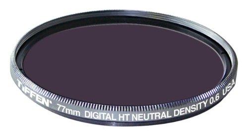 Tiffen 77HTND6 77MM Digital HT ND 0.6 Titanium Filter